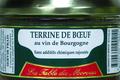 Terrine de Boeuf au Vin de Bourgogne