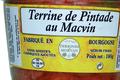 Terrine de Pintade au Macvin