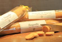 baguette, pain d'épices de Dijon