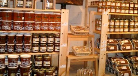 miel du Bugey, miel de montagne