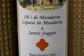 Liqueur Mandarine Porquerolles