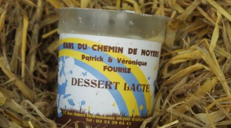 Flan pistache