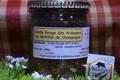Plat cuisiné de dinde rouge des Ardennes aux lentillons de champagne