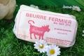 Beurre fermier au sel de Guérande - Ferme de Champel