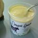 Crème dessert fermière à la vanille de la ferme de Champel