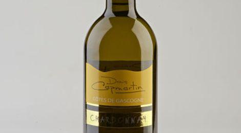 Cuvée Chardonnay  - IGP Côtes de Gascogne Blanc