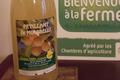 Nectar de mirabelle en pétillant