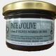 Pate d'olives Noires au Fromage de chèvre