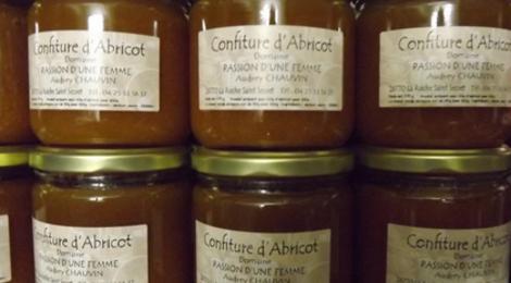 Confiture Abricot :