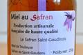 Miel d'acacia et Safran