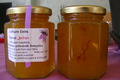Confiture de prunes au Safran