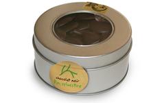 Palet de chocolat noir 67% de cacao à l'Huile essentielle de Pin Sylvestre du Vercors