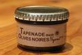 Tapenade aux Olives Noires AOP Nyons