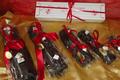 bûche au chocolat au nougat
