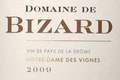 domaine de Bizard, Notre Dame des Vignes