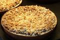 tarte amande myrtille