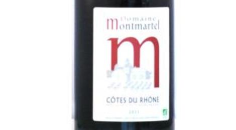 Domaine Montmartel - Côtes du Rhône Rouge BIO
