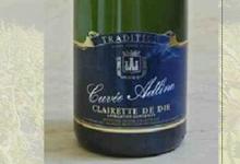 Clairette de Die, Cuvée Adline