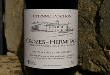 A.O.C. Crozes Hermitage Etienne Pochon Rouge