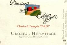 domaine des entrefaux, Crozes-Hermitage blanc Domaine