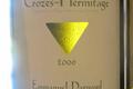 Crozes-Hermitage blanc Emmanuel Darnaud