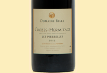 Domaine Belle, Crozes-Hermitage Les Pierrelles
