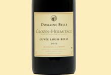 Domaine Belle, Crozes-Hermitage Cuvée Louis Belle