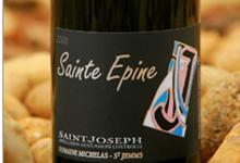 Domaine Michelas St Jemms , « Saint Epine »
