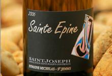 Domaine Michelas St Jemms , « Saint Epine » blanc