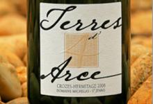 domaine michelas, « Terres d'Arce » (vin rouge)