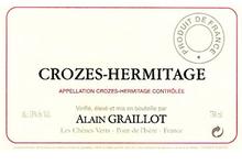 Crozes-Hermitage Alain Graillot -  Rouge - La Guiraude