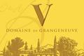 """domaine de Grangeneuve, """"V"""" - Viognier"""