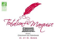 domaine de Grangeneuve, Tentation de la Marquise