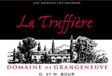 domaine de Grangeneuve, La Truffière