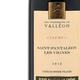 les vignerons de Valléon, SAINT PANTALEON FUT DE CHENE - RESERVE