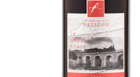 les vignerons de Valléon, CUVEE PETIT TRAIN