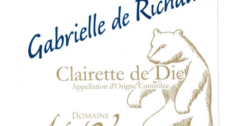 domaine Achar Vincent, CuvéeGabrielle de Richaud