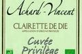 domaine Achard Vincent, Cuvée Privilège