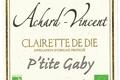 domaine Achard Vincent, Cuvée Petite Gaby