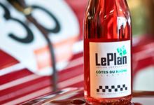 LePlan-Vermeersch Rhone rosé Classic