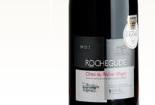 la suzienne, Côtes du Rhône Villages Rochegude