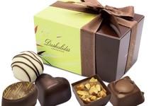 Les délices de Sandrine - chocolats Daskalidès