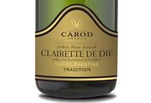 CAROD - Carod Cuvée Prestige - CLAIRETTE DE DIE - Muscat, Clairette Blanche