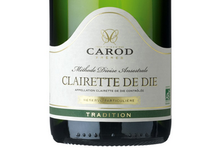 CAROD - Carod Reserve Particulière BIO -  CLAIRETTE DE DIE - Muscat, Clairette Blanche