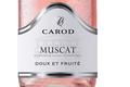 CAROD - Muscat Rosé Carod - 75 cl - Muscat