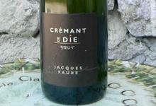 Domaine Jacques Faure, CREMANT DE DIE Méthode Traditionnelle