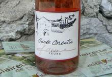 Luc Faure,  CUVEE CORENTIN - ROSE