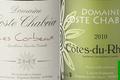 Domaine Coste Chabrier, Vinsobres Cuvée Confidence