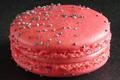 Macaron Coquelicot