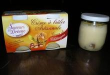 Crème à bruler, Coeur de Chataignes